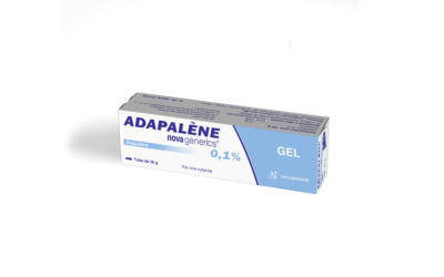 ADAPALENE novagenerics®