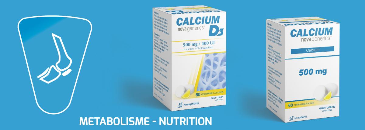 Métabolisme - Nutrition