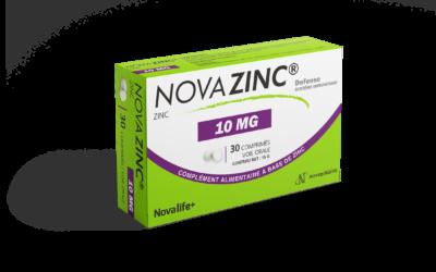 NOVAZINC® 10 MG