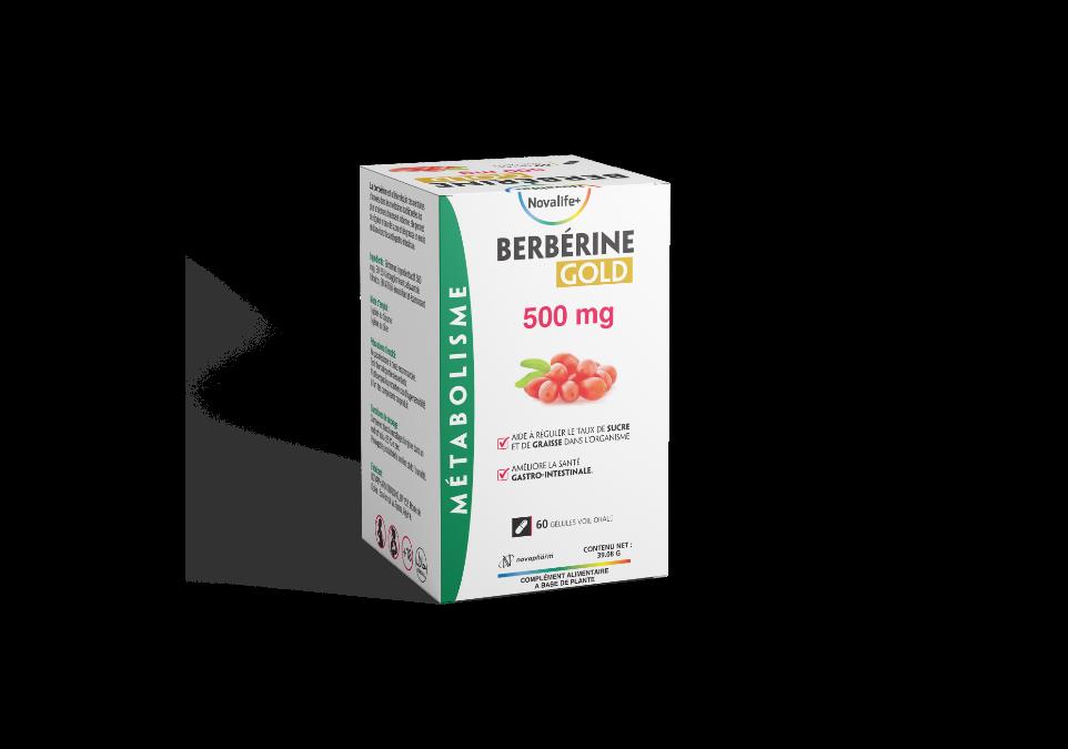 Berbérine gold